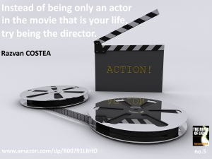 Actor in your own movie