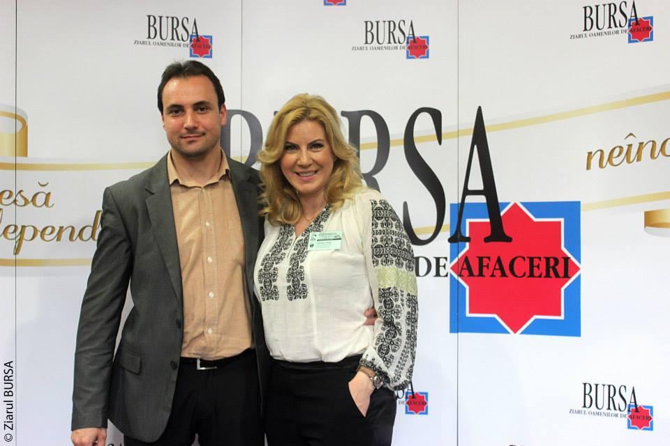 Razvan Costea Life Coach si Cristina Chiriac